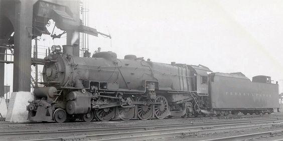 Old Steam Locomotives | Fairchild Junction - Duluth, Missabe & Iron Range 4-8-2 Mountain M-1a ...
