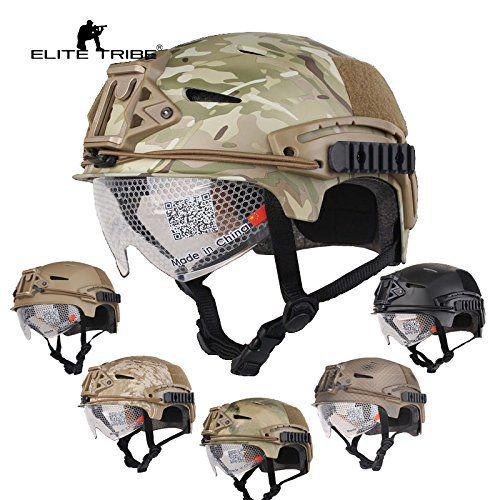 Airsoft Jagd Taktische Helm Kampfhelm Exf Bump Helm Und