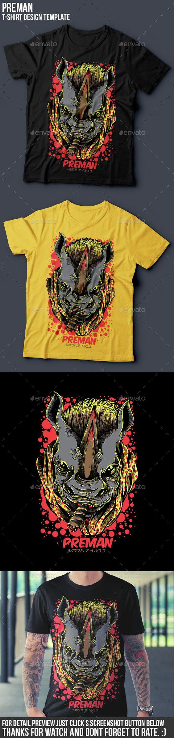 Shirt design resolution - Preman T Shirt Design Funny Designs