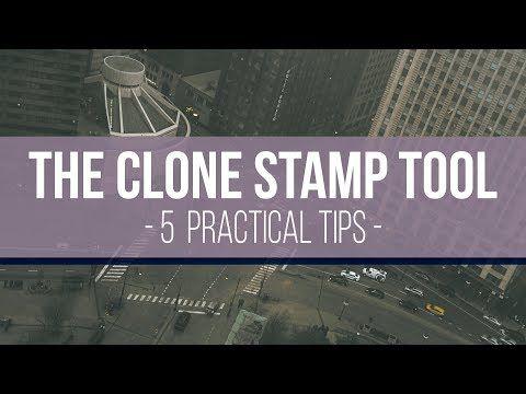 Lightroom clone stamp