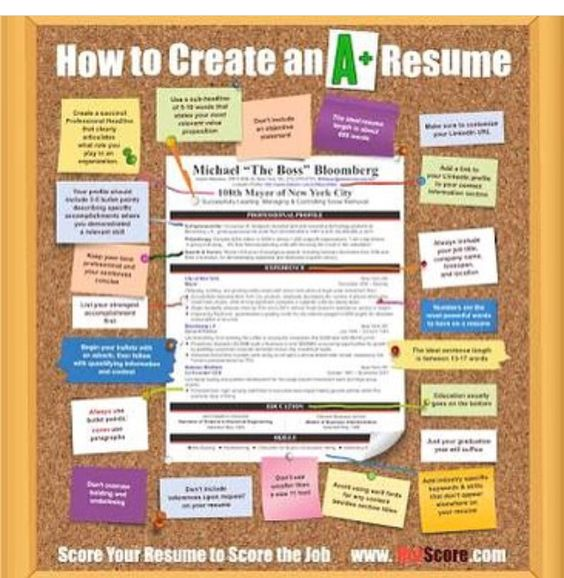 How to create a resume to help land you your perfect job - perfect job resume