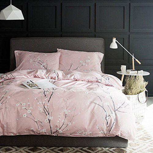 Duvet Cover Sets With Zipper Closure Ultra Soft Luxur Comforter Cover Sets Reversible Bed Collection Premium Bedding Luxury Bedding Duvet Bedding Bedding Sets