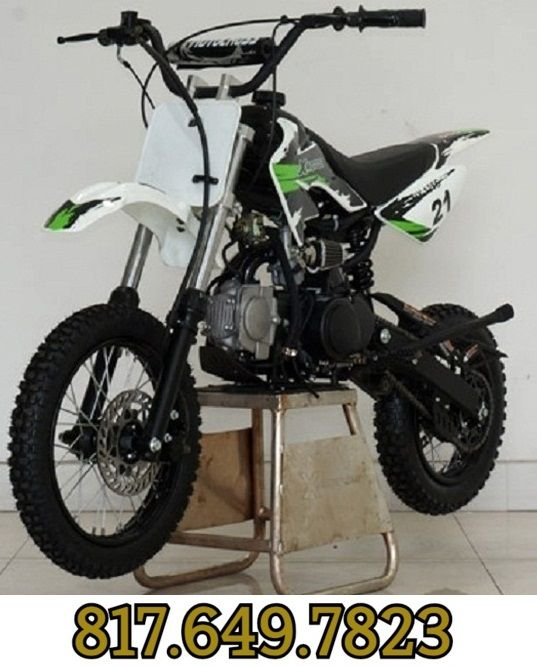 Rps Xmoto 125cc Manuel With Clutch Dirt Bike With Kick Start Bike 125cc Dirt Bike Pit Bike