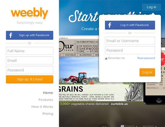 Social login Example 6: Airbnb | Dribble & Freebies | Pinterest ...