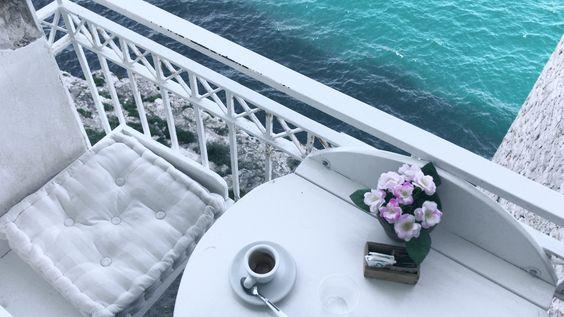 Caffè Serafini Polignano #coffeebreak #caffè