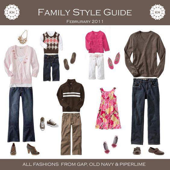 February Style Guide