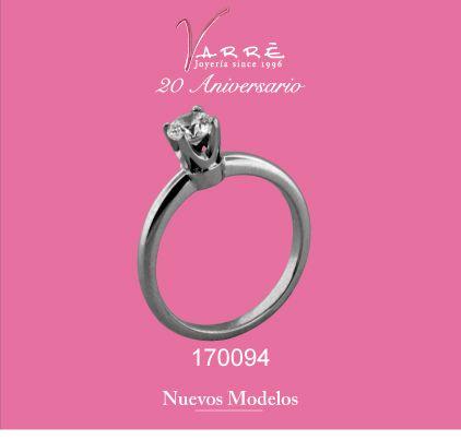 El Arte de Ammar / Octubre... ♥♥♥ Anillo de Compromiso Platino & Diamante / Argollas de Matrimonio Oro Blanco de 14k & Diamante / Churumbelas Platino & Diamante /Joyería #joyería #elartedeammar