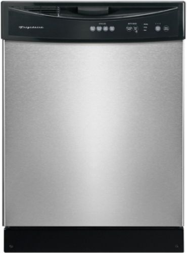 Frigidaire Fdb1100rhc Built In 24 Inch Dishwasher Stainless Steel 7 2 Gallons Water Usage Energy Star Certification Electro Energy Star Latches Water Usage