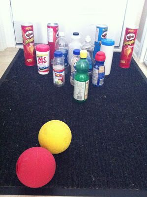 Recycled Bowling: