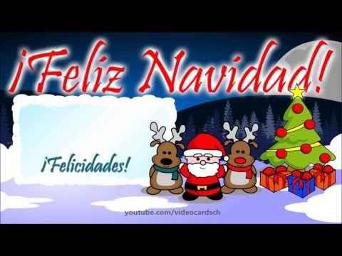 Decoraciónes Para Toda Ocasión Tarjetas Navideñas Animadas Tarjetas Navideñas Animadas Musical Felicitaciones Navidad Tarjetas Feliz Navidad Mensaje Navideño