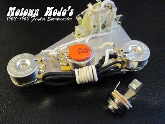 motown mojo s repro 1962 1968 fender stratocaster wiring harness motown mojo s repro 1962 1968 fender stratocaster wiring harness a motown mojo reproduction