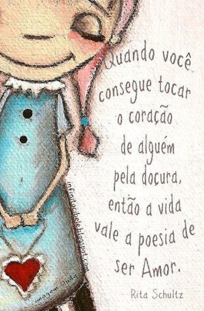 Poesia de amor...: