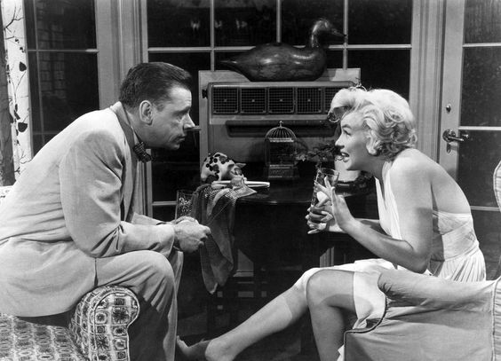 The Seven Year Itch. Marilyn
