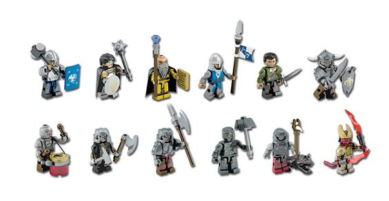 Why can't we just use Lego characters as Dungeons and Dragons pieces?