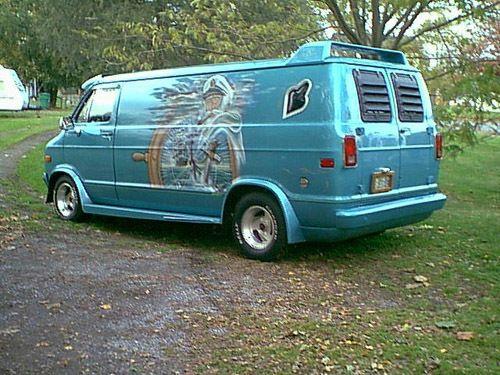 2003 Dodge Ram Van 1500 Conversion