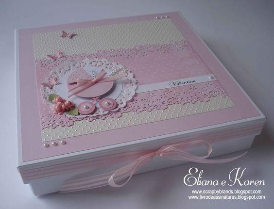 Livro de assinaturas por Eliana Brands: Julho 2012