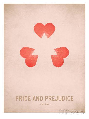 Pride and Prejudice Art par Christian Jackson sur AllPosters.fr