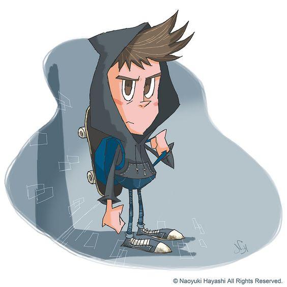 Kid's illustration | by naoyuki.hayashi