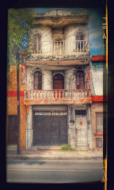 Casa del Centro de Monterrey, Barrio Antiguo.