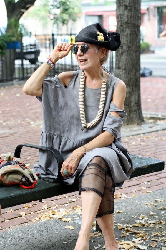ADVANCED STYLE: Summer With Debra