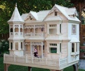 Dollhouse furniture plans free free home plans dolls for Victorian doll house plans