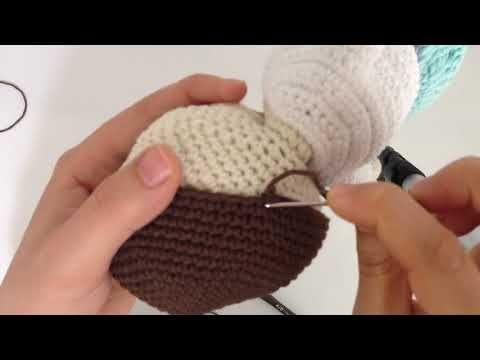 Amigurumi Bebek Orgu Sac Yapimi Youtube Amigurumi Oyuncak