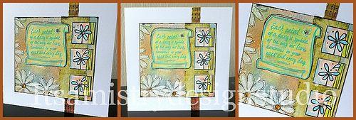 Each Petal..........Greetings Card   Flickr - Photo Sharing!