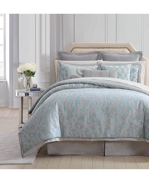 Charisma Legacy Bedding Collection Reviews Bedding Collections Bed Bath Macy S Comforter Sets Blue Comforter Sets King Duvet Set