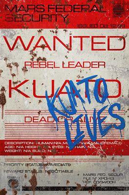 Total Recall 1990 Kuato