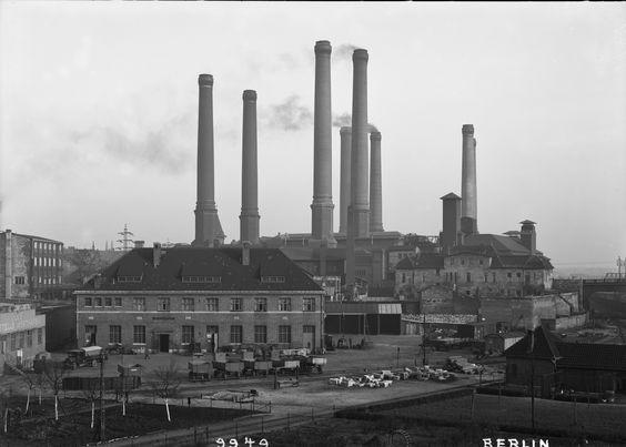 AEG-Fabrik Niederschönweide | Berlin, Treptow (Berlin) | Bildindex der Kunst & Architektur - Bildindex der Kunst & Architektur - Startseite Bildindex