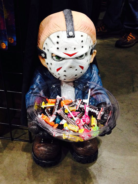 Jason Voorhies candy dish