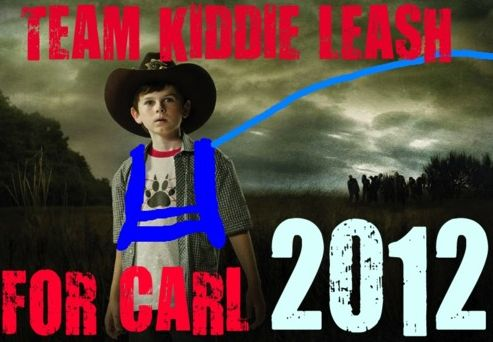 Stay in the damn house carl!