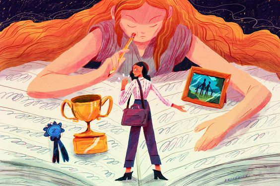 'The Office Politics of Workplace Fiction by Women.' New piece for The New Yorker. Article here.