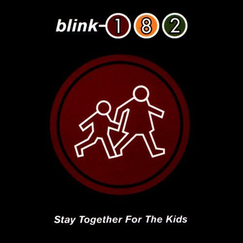 Blink-182 – Stay Together for the Kids (single cover art)
