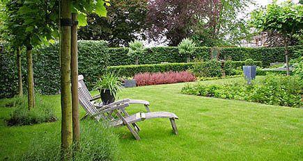 Tuinontwerp tuinontwerpen foto 39 s voorbeelden moderne tuinarchitectuur pag 4 voortuin - Tuin ontwerp foto ...
