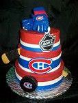 montreal canadiens cake - Bing Images