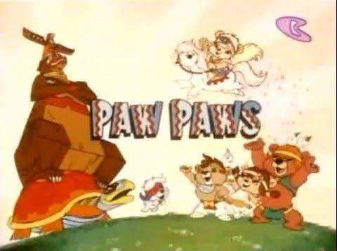 Výsledek obrázku pro paw paw bears