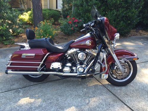 2000 Harley Davidson Ultra Classic Electra Glide Flhtcui Wheels Pinterest