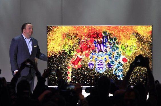 Samsung UN65JS8500 A SUHD 4K TV Series Powered By Nano Crystal Technology