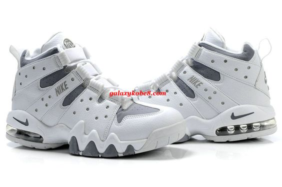 nike shox bleu inferno - Nike Air Max Charles #Barkley 2 Cb 94 White Medium Grey #sneakers ...