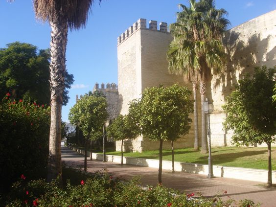 Muralla de Jerez (Cádiz).
