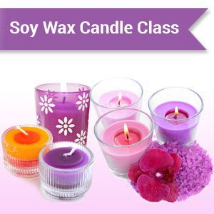soy candle making instructions