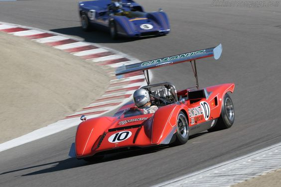Lola T163 Chevrolet (Chassis SL163/21 - 2005 Monterey Historic Automobile Races) High Resolution Image