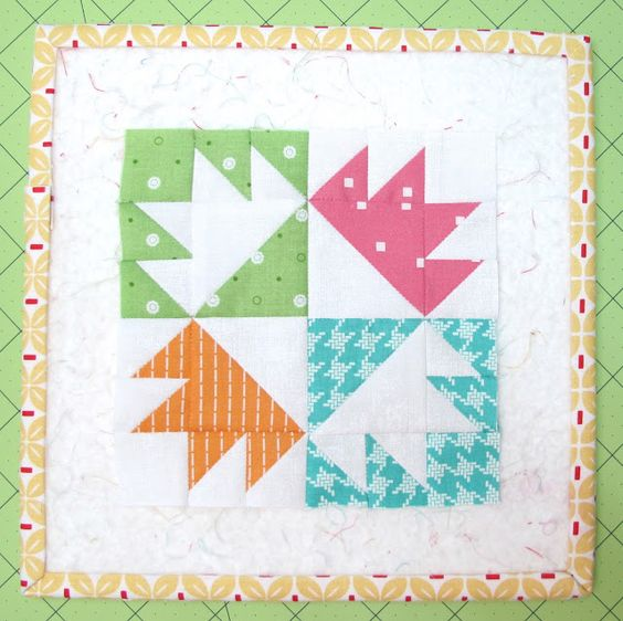 Bee In My Bonnet: The Quilty Barn Along...Silo Barn 2 and Chicken Foot quilt block tutorial!...