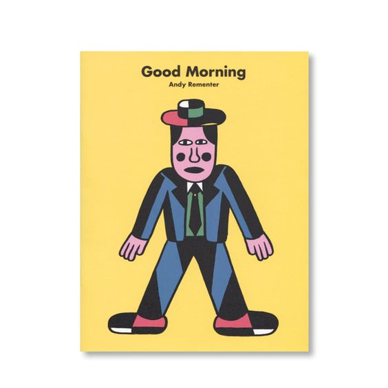 Link About It: Andy Rementer's New Zine: Good Morning