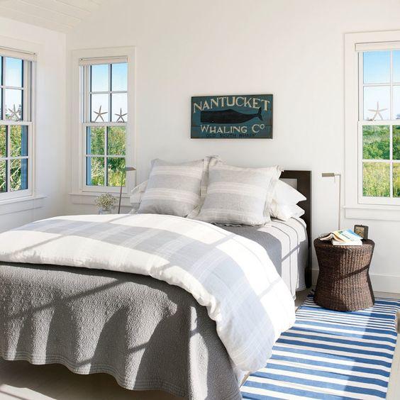 Nantucket Bedroom Design Ideas: Pinterest • The World's Catalog Of Ideas