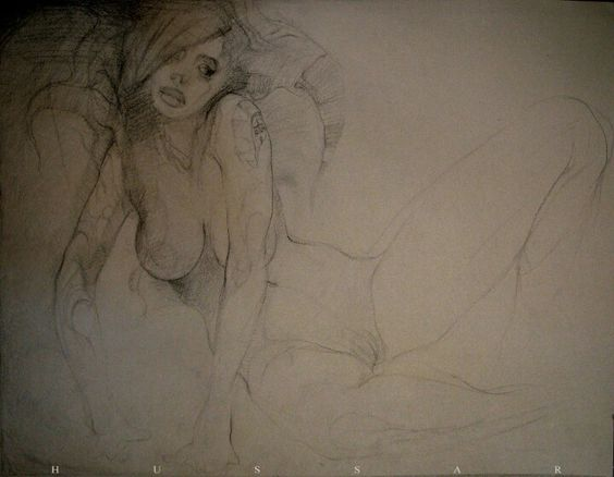 """Sarah Hayden"" by Michael Hussar"