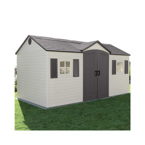 Shelves X28 4 X29 Corner Shelves And A 10 Year Limited Warranty Floor And Installation Hardware Included Max Outdoor Storage Sheds Garden Shed Diy Shed