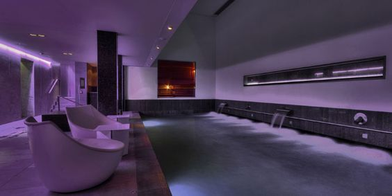 Sheer indulgence... Blythswood Square Hotel Spa