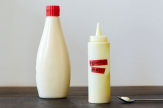 Homemade Japanese Kewpie Mayonnaise - It's tangy, rich and salty-sweet. And it's packed with umami - Recipe on Food52